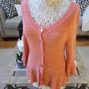 PRETTY Tunic CARDIGAN Sweater WILLI Smith